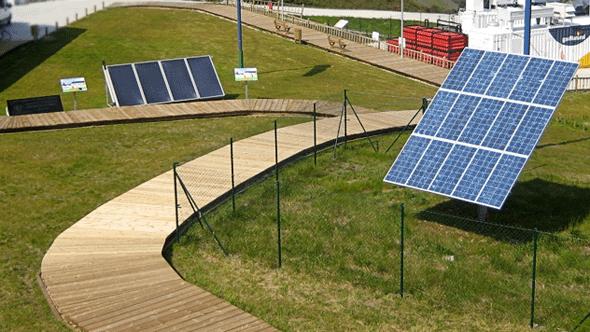 Paneis Solares