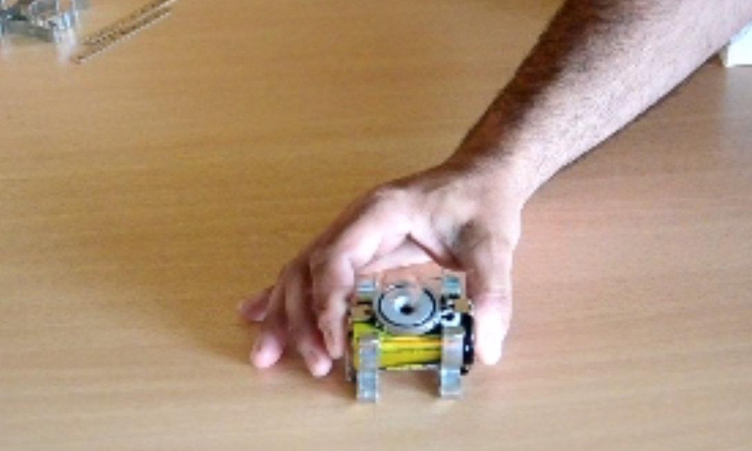 Construción motor eléctrico