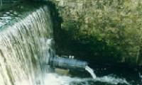 Central hidroeléctrica tipo microhidráulica