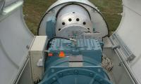 Góndola de un aerogenerador