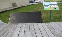 Thermodynamic solar energy installation