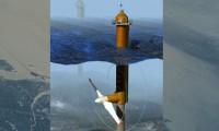 Turbina de correntes mariñas