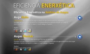 Eficiencia enerxética na xestión de augas